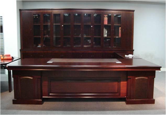20 Luxury Wooden Office Desk