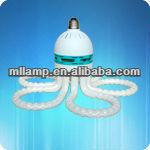 big watt 105w Flower cfl lamp 17mm