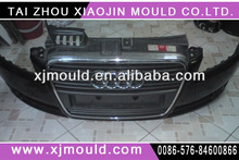 car plastic bumper/fender inejction mold in huangyan maker
