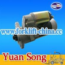 Forklift Parts S4E Starter Motor