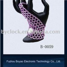 Fashion Color Bracelets watch 2012 new design