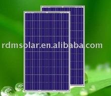 Poly photovoltaic modules 125w