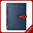 2015 agenda / planner journal notebook / leather journal