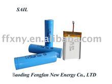 Rechargeable Li-ion and Li-polymer Battery