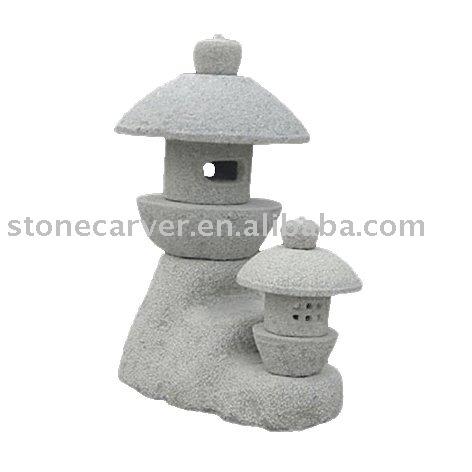 Oriental Lantern Oriental Stone Yard Lanterns