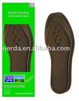 2013 New Active Carbon Insole arches palm shoes