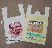 PE Plastic Vest Carrier Bag