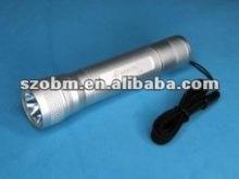 XT-5139 1 LED 1 mode Flashlight Torch Light Led Torch Light Manufacturers