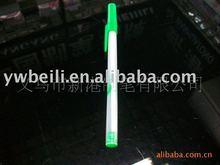 stick ball point pen