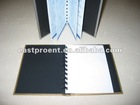 Leatherette Cover Restaurant Menu Holder