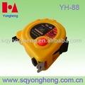 Tres herramientas mecánicas de la medida de la caja del ABS del botón de paro