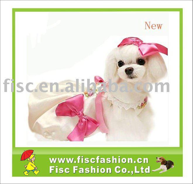 Dog Wedding Dress for 2011