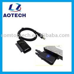 "Top speed USB3.0 2.5""/3.5"" SATA Adapter"
