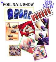2013 Hot Sell nail decoration; www.auparisnailart.com; Professional Nail Beauty,Nail Foil