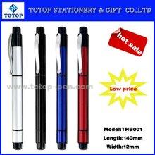 highlighter & ball pen dual tip highlighter pen
