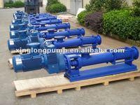 Xinglong progressive cavity single screw pump