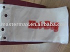 2014 good sealing! plastic saddle food bag for household