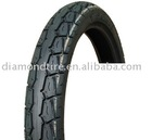 motorcycle tire with tube