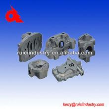 china high quality custom low pressure aluminum diecasting
