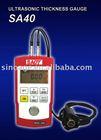 SA40 ultrasonic thickness gauge