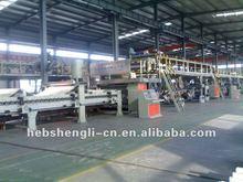 automatic carton board prodcution line packing machine