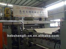 WJ series high speed corrugated cardboard production line machinery