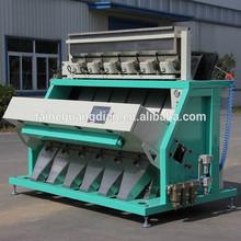 corn grain ccd color sorter /separator machine