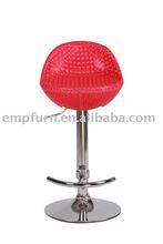 bar stools, bar chairs,PVC leather bar chairs,