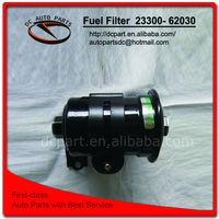 23300- 62030 fuel filter for TOYOTA (FOR EFI) VZJ9#,5VZFE