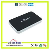 "HDD Aluminum Case 2.5"" USB 2.0 High Speed 480Mbps Hard Disk Enclosure"