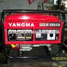 air cooled 4 stroke 188F 13HPS engine power 6KW gasoline engine generator