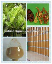 Herbal plant Polygonatum odoratum (Mill.) Druce Extract powder