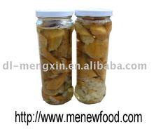 canned Boletus Edulis mushrooms (canned food)