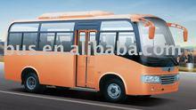 commuter mini city bus CKZ6605D