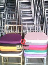 Wedding Chivari Chair Cushion Colours