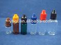 Los ojos de plástico botella cuentagotas, del niño y a prueba de manipulaciones e botella de líquido