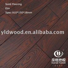 Haoge High Quality Waterproof Solid wood Floor