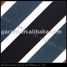Nylon Web Belts Black Nylon Webbing Nylon Jacquard Elastic