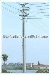 10KV transmission line pole
