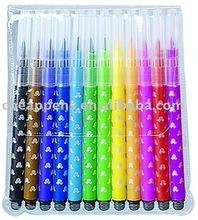 Brush marker pen for children drawing
