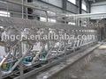 الصين التلقائي البطاطا النشا صنع معدات الخط