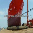 Boat launching or landing airbag