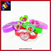 LED silicon bracelets