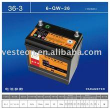 12v Car Battery NS40Z
