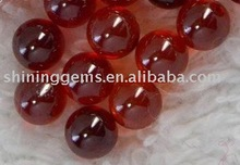 colourful noble ball shaped fancy fashion beeds zirconia gemstone