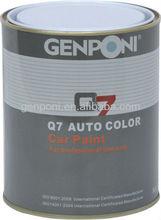Car Paint: Q7-2K solid color