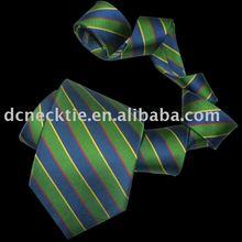 Silk Brand middle stripe necktie