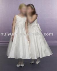flower girl net dresses