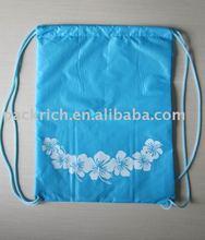 Polyester drawstring sport bag