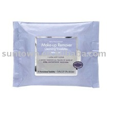 SUPER DISPOSABLE MAKEUP REMOVER CLEANSING WET WIPES FOR FEMININE